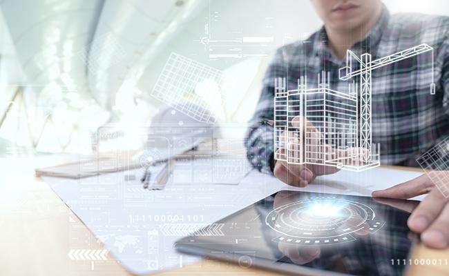"""Gebäudeautomation der Zukunft: IT-Lösungen als Grundlage für Gebäudedatennutzung"""" in der aktuellen tab"""